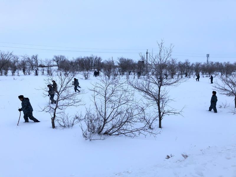 В Актюбинской области нашли тело пропавшего в новогоднюю ночь школьника