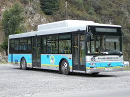 Алматыда автобус жүргізушісі баланы қағып кетті