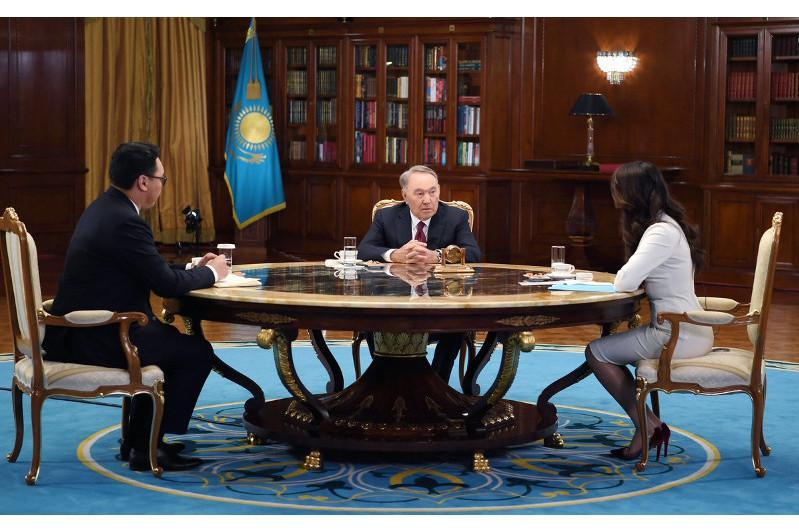 Елбасы: Президенттіктен кеткеніме өкінбеймін