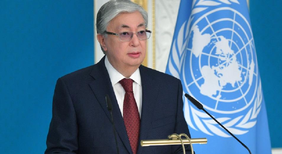 Касым-Жомарт Токаев высказал ряд предложений для уменьшения в странах РСНВМ финансового дефицита
