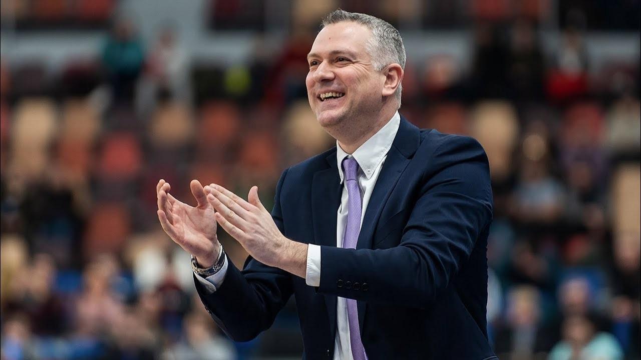 Эмиль Райкович назначен на пост главного тренера команды Казахстана по баскетболу