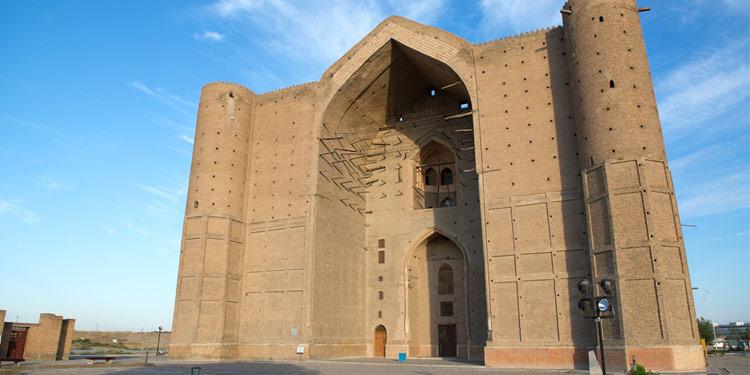 Мавзолей Яссауи в Туркестанской области  в 2019 году посетило 1,5 млн человек