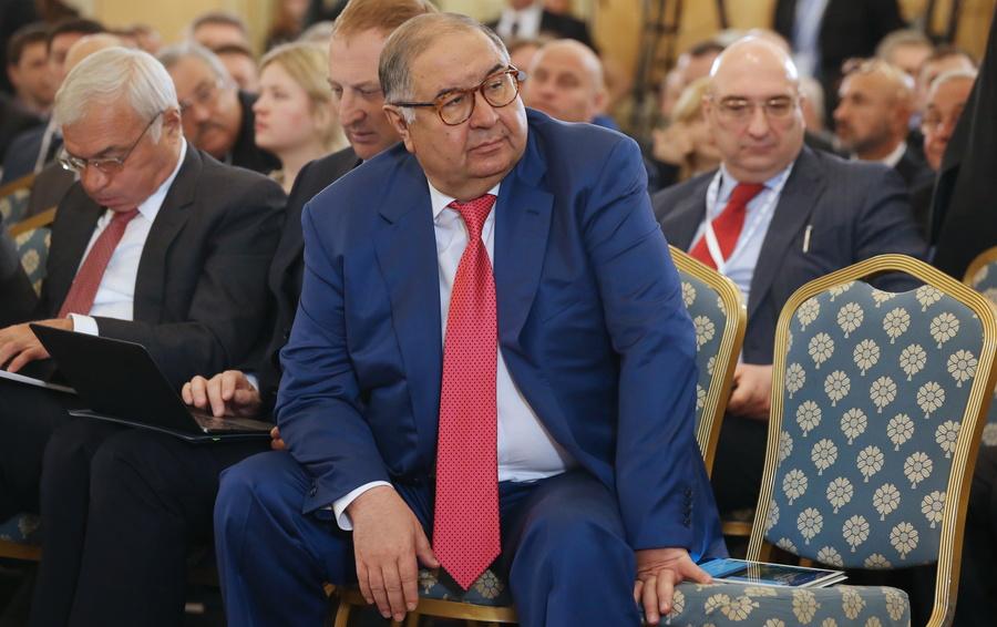 Алишер Усманов заявил, что не боится введения против него санкций