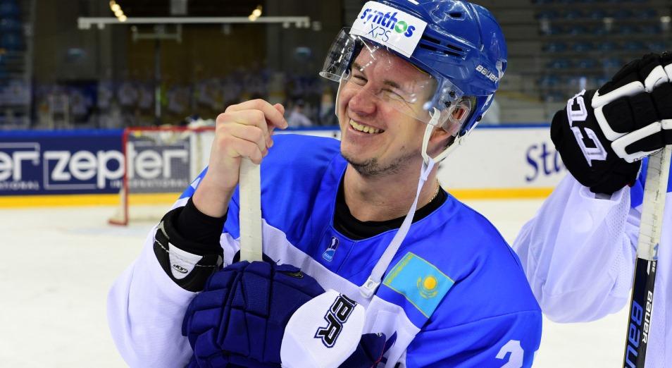 КХЛ включила Старченко в сборную декабря