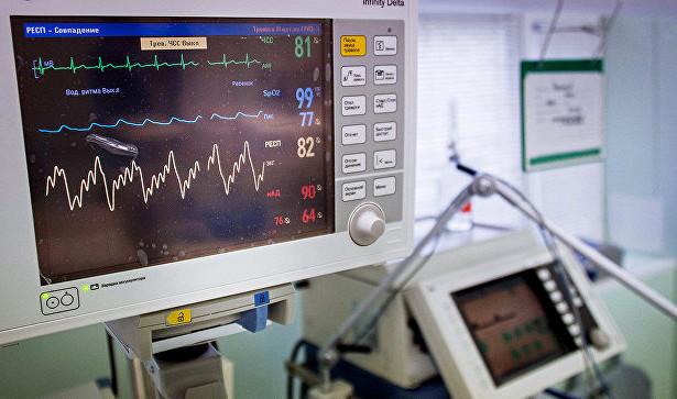 Современное реанимационное оборудование передали в Центр перинатологии и детской кардиохирургии в Алматы