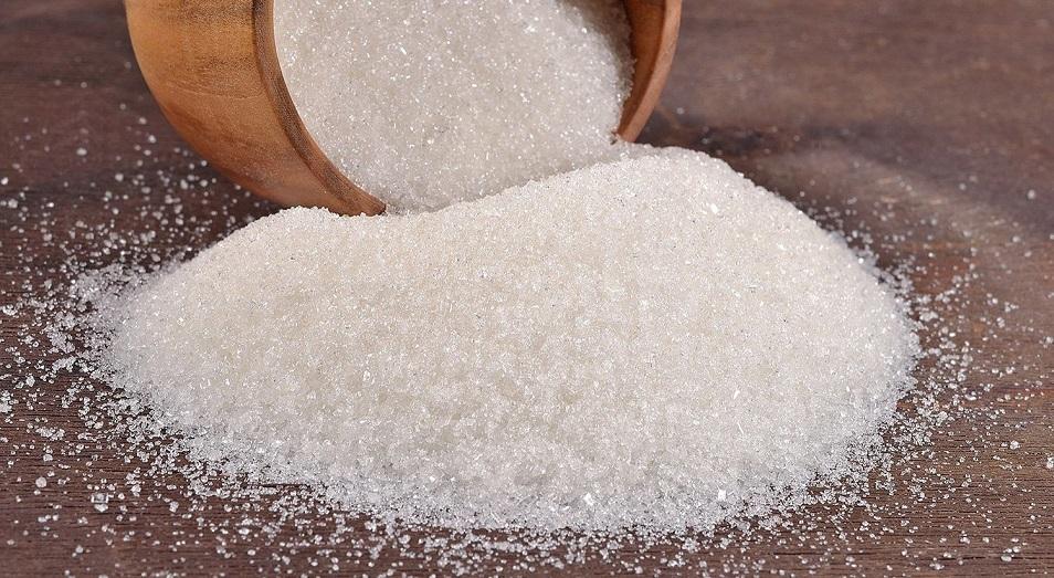 В Уральске в первый день ЧП исчез  сахар