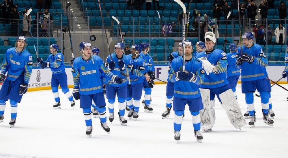 IIHF рейтингінде Қазақстан үш сатыға жоғары көтерілді