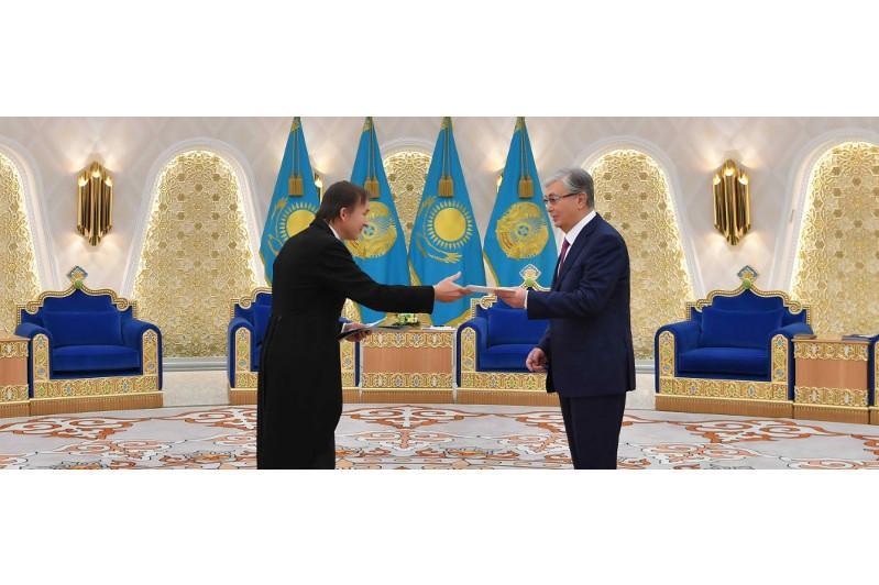 Новые послы Венгрии, Греции, Египта, Катара и Нидерландов приступили к работе в Казахстане