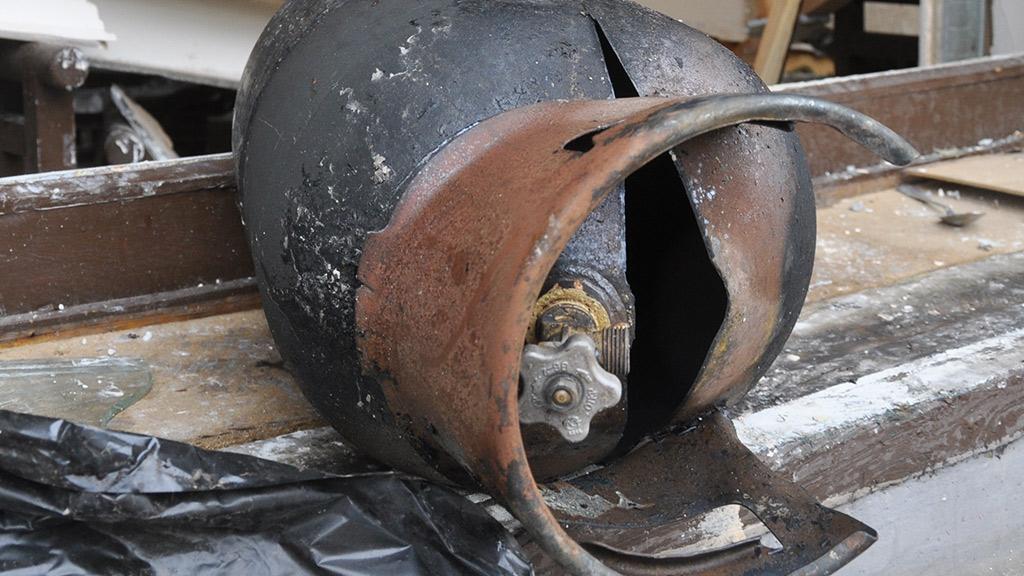 Семеро пострадали в результате взрыва газового баллона в Аягозе
