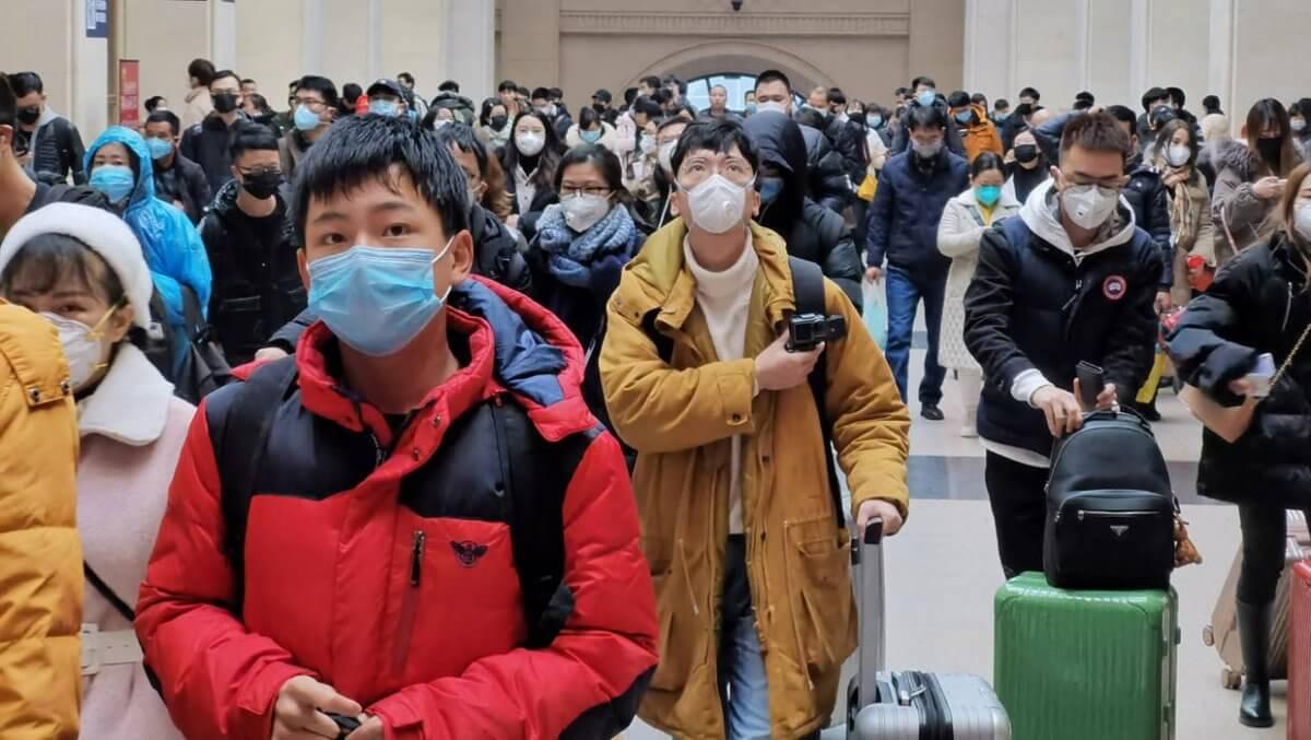 В Китае за сутки выявили два случая заражения коронавирусом
