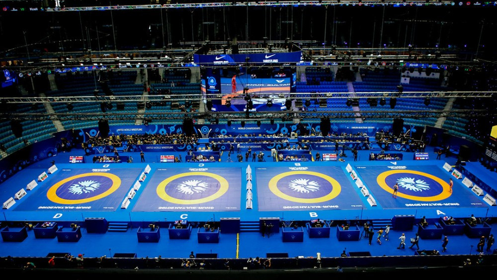 UWW: международных соревнований по борьбе не будет до сентября