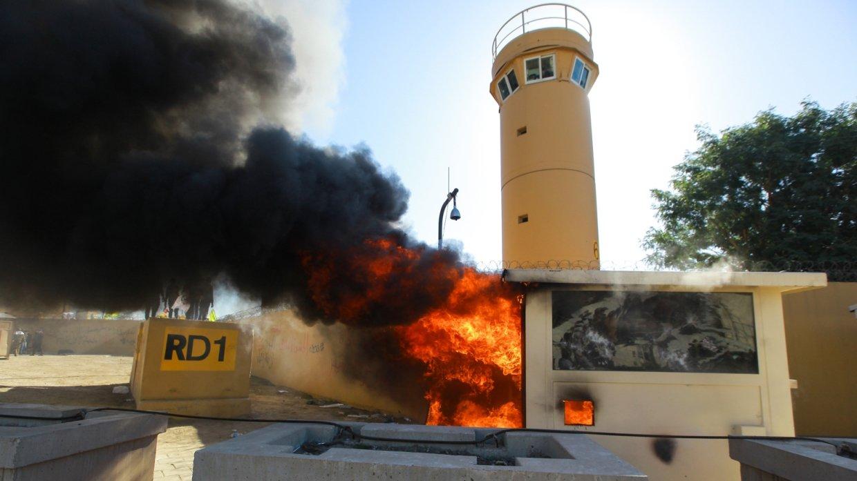 Четыре человека погибли, более 10 пострадали при ракетной атаке на район вблизи аэропорта Багдада