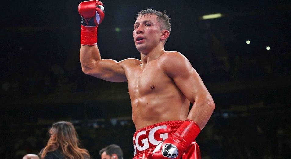 Головкин выйдет в ринг в третьей декаде ноября
