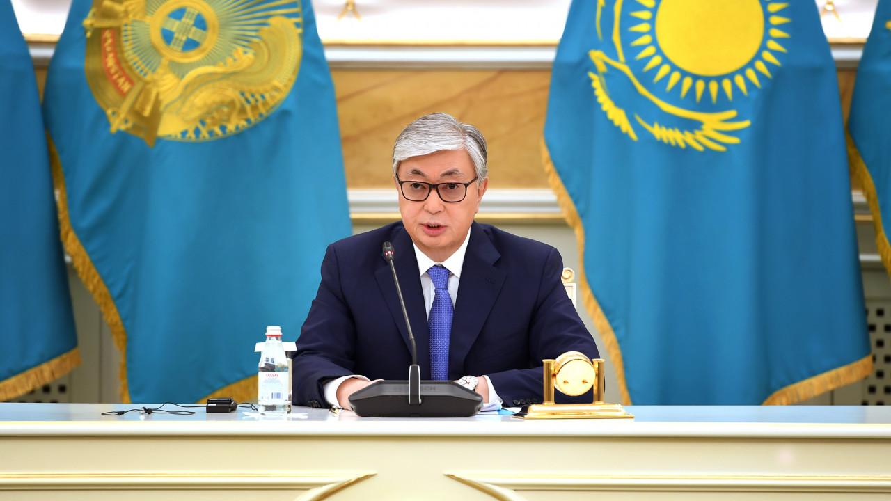 Токаев надеется на увеличение присутствия американских компаний в Казахстане