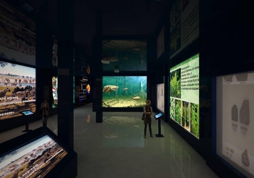 Уникальный музей Ertis с гигантским скелетом мамонта откроют в Павлодаре