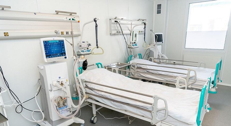В Казахстане 54 человека умерли от других заболеваний, COVID-19 был сопутствующей патологией