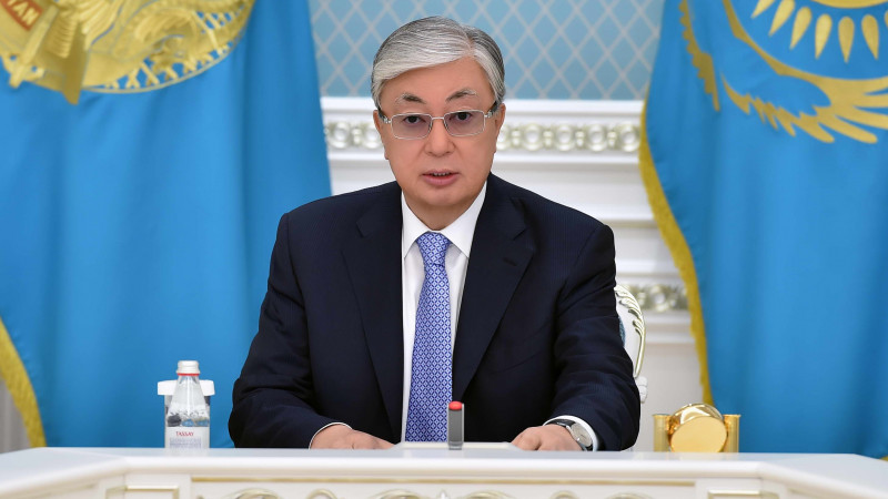 Касым-Жомарт Токаев: Казахский язык должен получить ускоренное развитие в стране