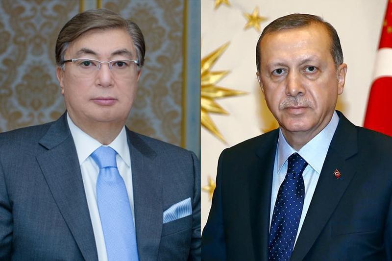 Тоқаев пен Ердоған 2020 жылға арналған ынтымақтастықтың жоспарын белгіледі