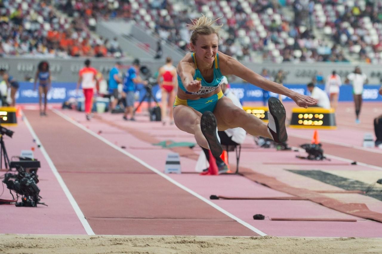 Ольга Рыпакова не смогла пройти квалификацию на ЧМ по легкой атлетике