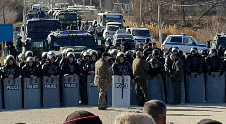 Спецоперация по Кордайским беспорядкам: в Шымкенте и Алматы задержаны 25 человек