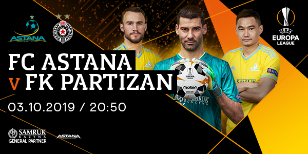 «Qazaqstan» телеарнасы «Астана» мен «Партизан» ойынын көрсетеді