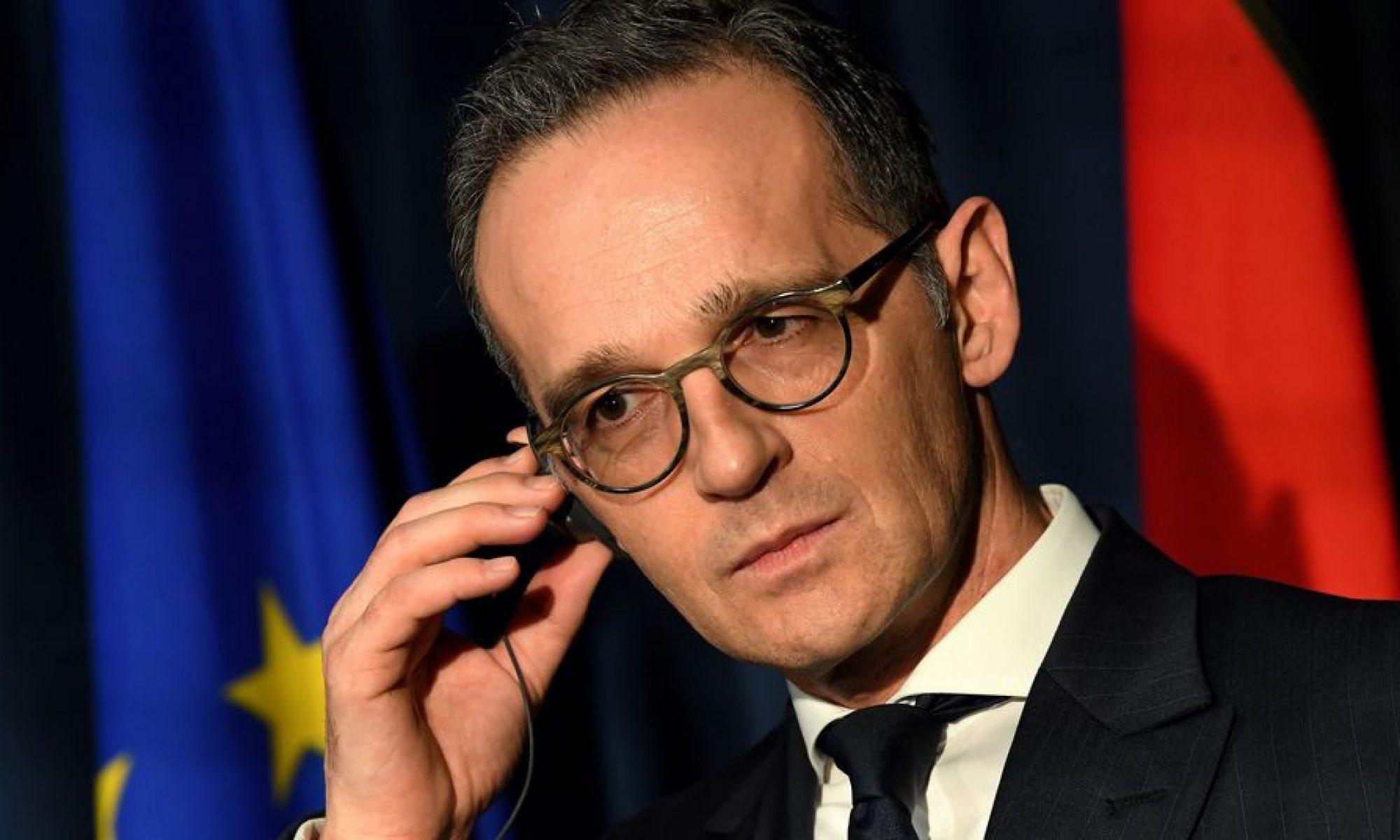 Глава МИД Германии заявил, что Евросоюз готов к диалогу с Россией
