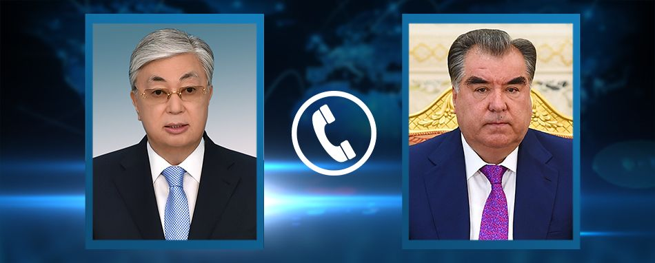 Президент Таджикистана поблагодарил Касым-Жомарта Токаева за гуманитарную помощь