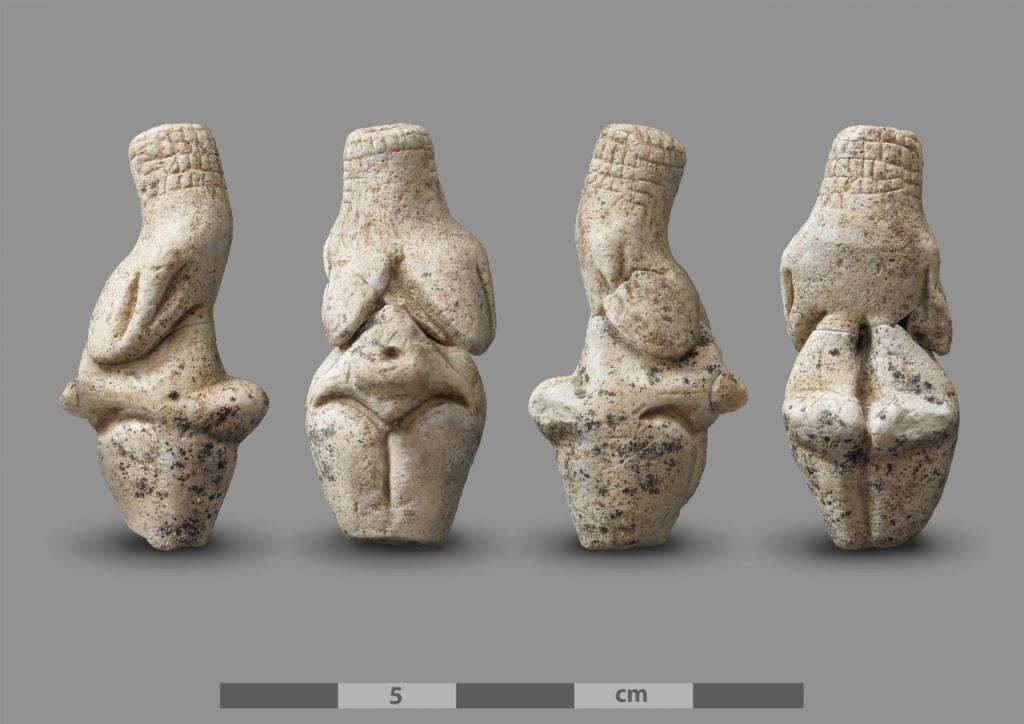 На севере Франции нашли статуэтку Венеры возрастом 23 тыс. лет