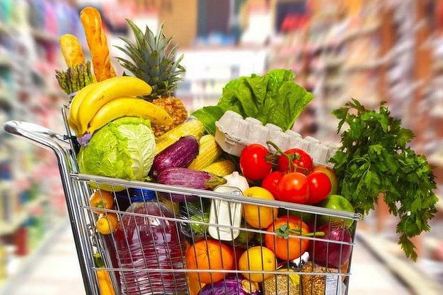 Продукты питания в ноябре подорожали на 1,3%