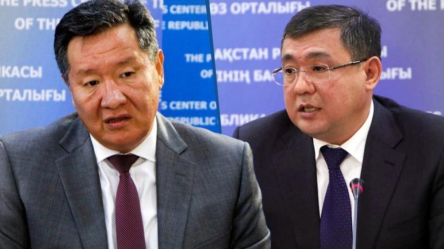 Қос экс вице-министр соты: Куәгер күтпеген мәлімдеме жасады