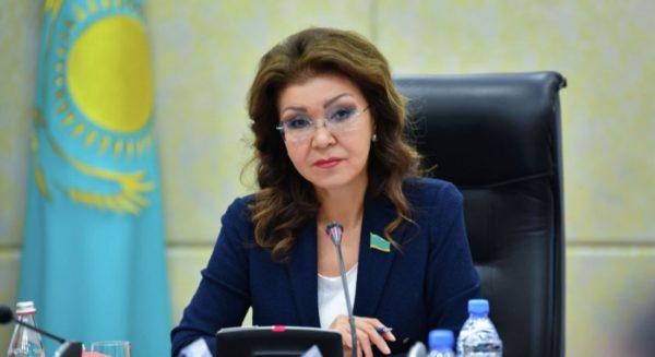 Дарига Назарбаева подтвердила кончину своего сына Айсултана