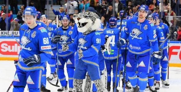 «Барыс» ҚХЛ ойындарын Ресейде бастайтын болды
