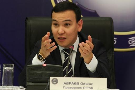 Олжас Абраев: Пандемия біздің жоспарларды өзгертуі мүмкін