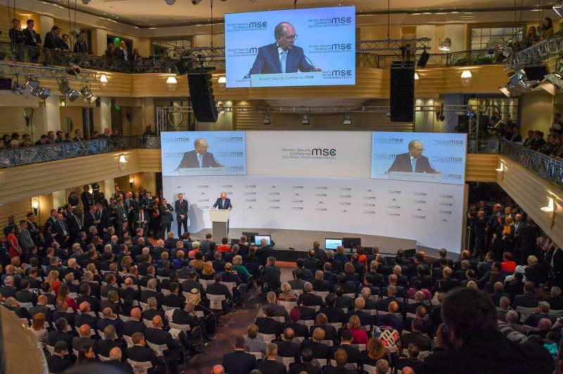 Президент Мюнхен конференциясында өңірлік қауіпсіздік бойынша сөз сөйлейді