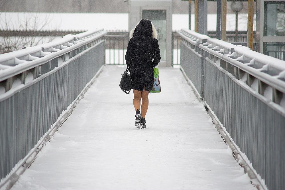 Погода в РК: на юге ожидается сильный снегопад