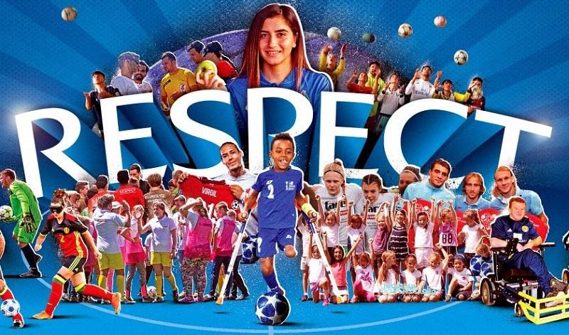 Disney и УЕФА запустили проект для детей