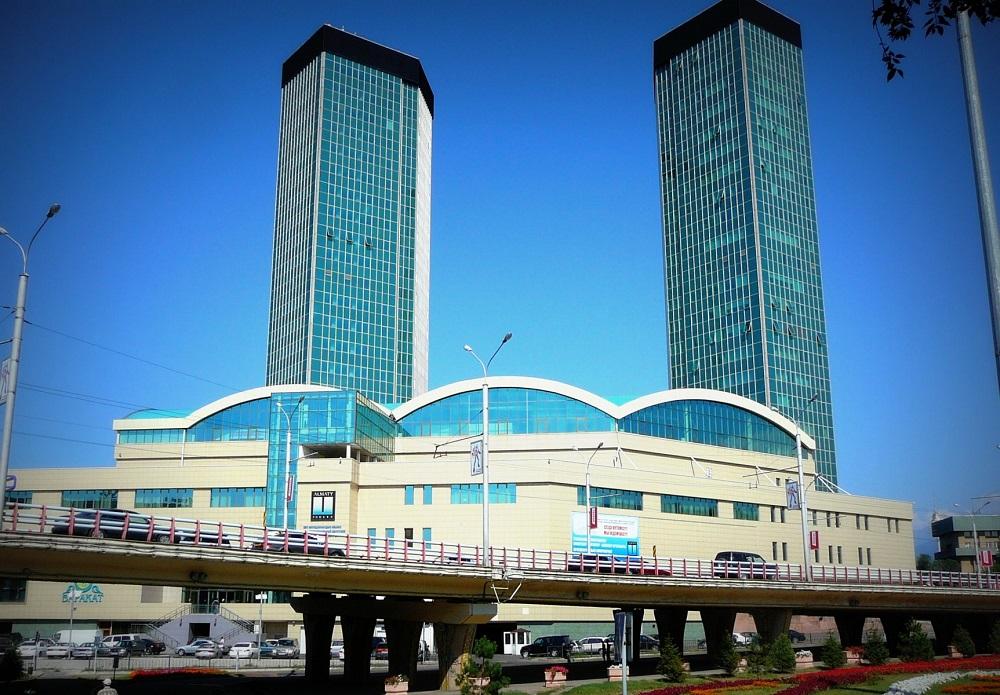 В Almaty Towers провели эвакуацию посетителей