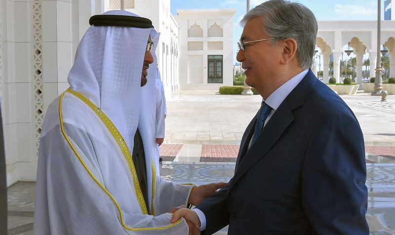 Казахстан и ОАЭ подписали ряд меморандумов о взаимном сотрудничестве