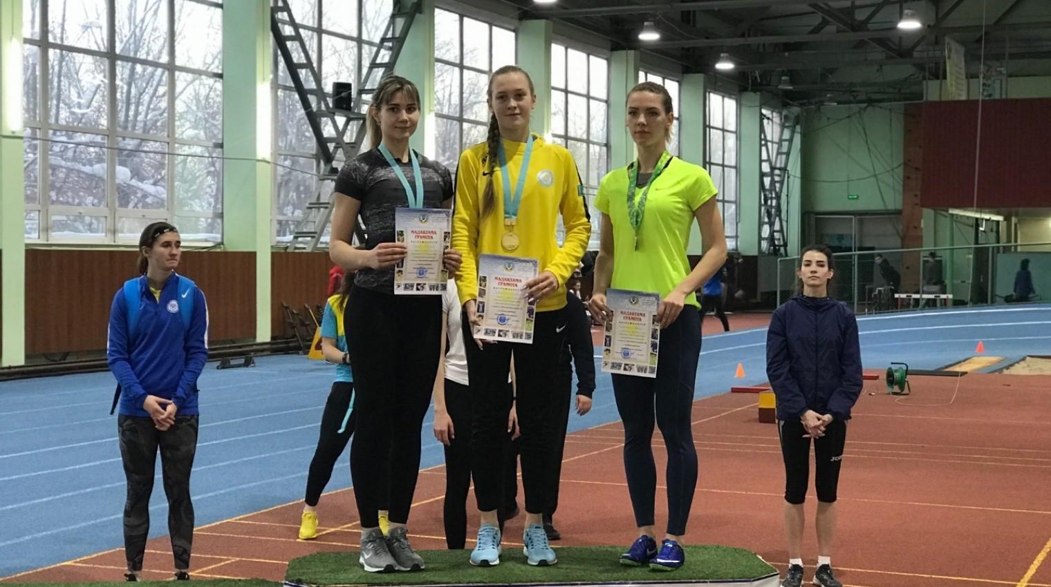 В Караганде завершился турнир по легкой атлетике