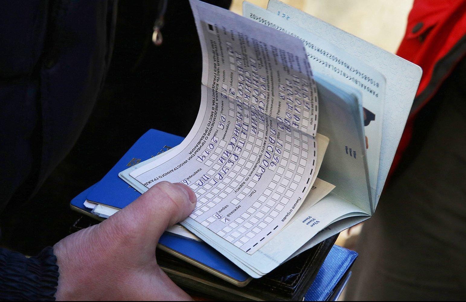 Казахстанцы до середины сентября освобождены от регистрации в России