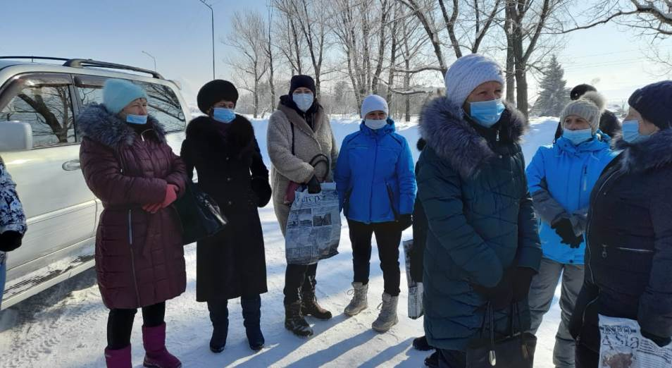 Работники Тургусунской ГЭС вновь «на взводе»