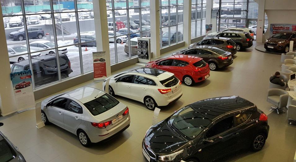 Коронакризис автомобильному рынку Казахстана оказался не помехой