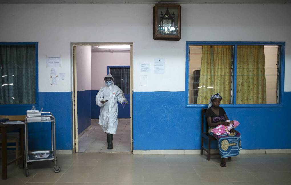 В Гвинее объявили о начале эпидемии лихорадки Эбола