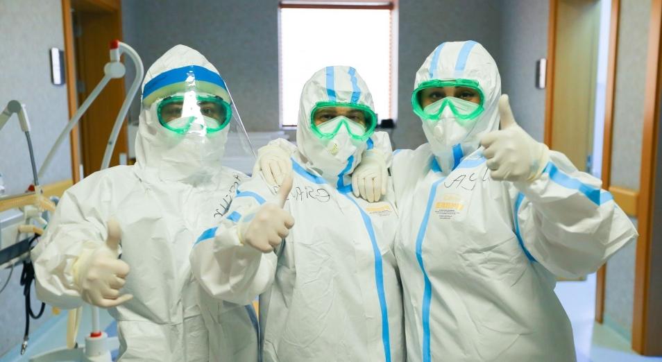 Коронавирус идет на спад в Казахстане