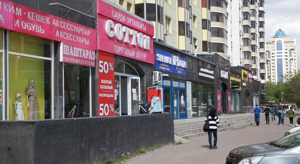 Коронавирус в Казахстане: новый режим для столичных ТРЦ