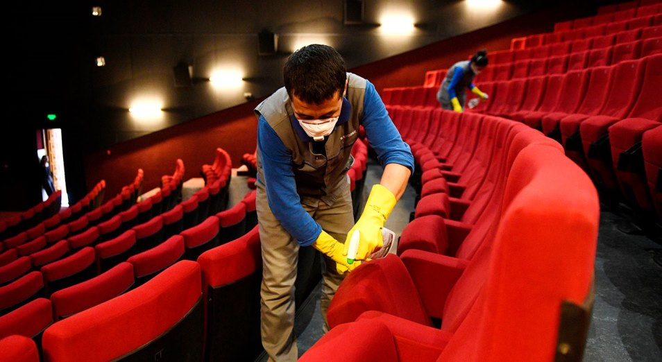 COVID – убийца кинотеатров