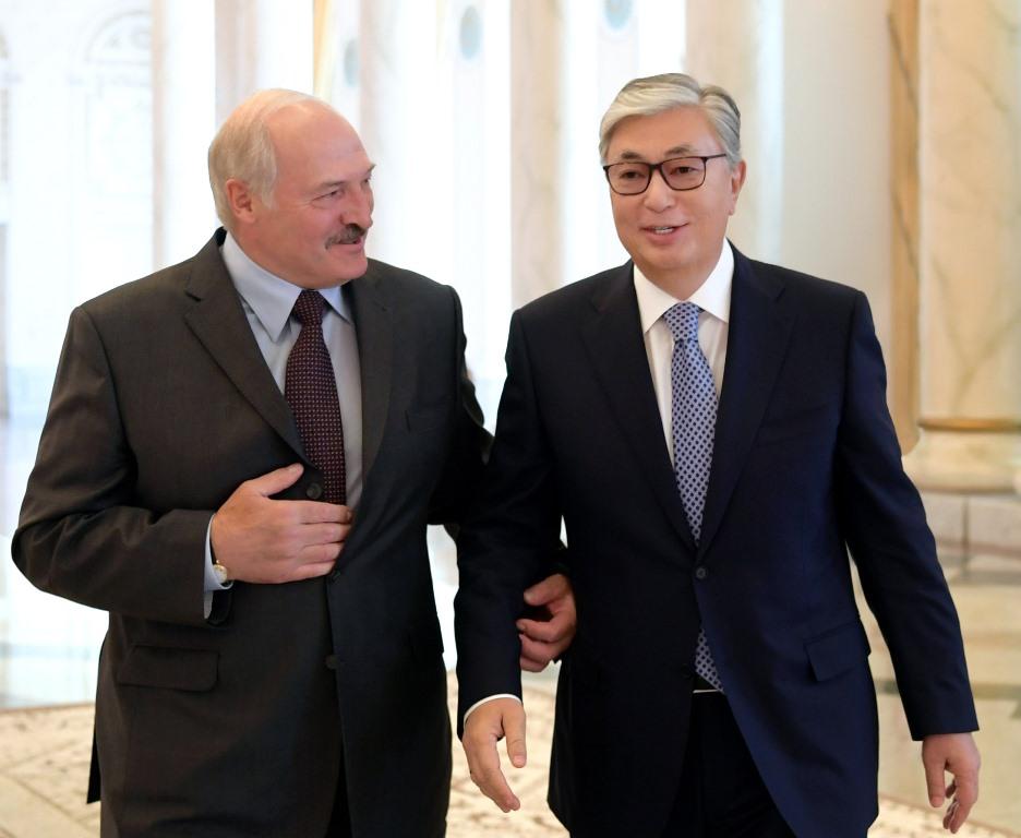 Лукашенко и Токаев обсудили снятие барьеров в торговле в рамках СНГ и ЕАЭС