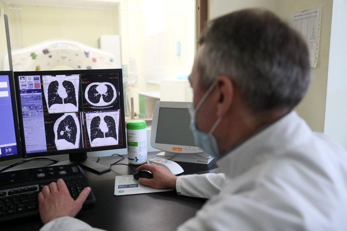 Коронавирусная пневмония: свежая статистика