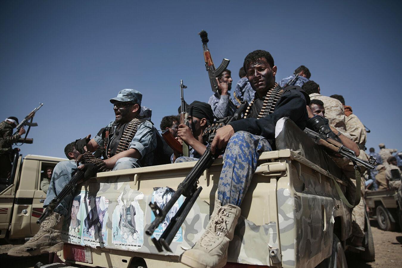 Хуситы грозят активнее наносить удары по Саудовской Аравии