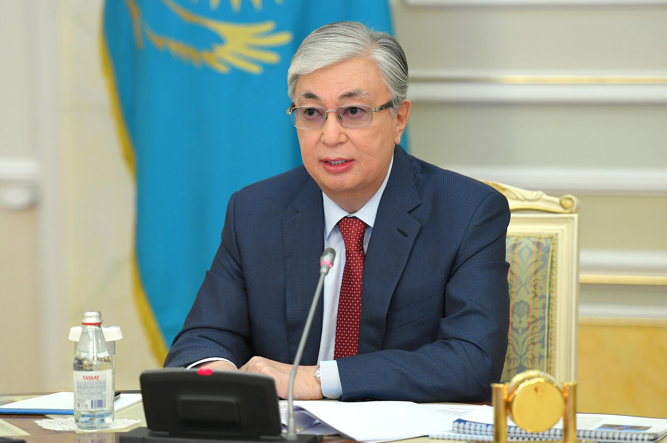 Касым-Жомарт Токаев поздравил победителей проекта «100 новых лиц Казахстана»